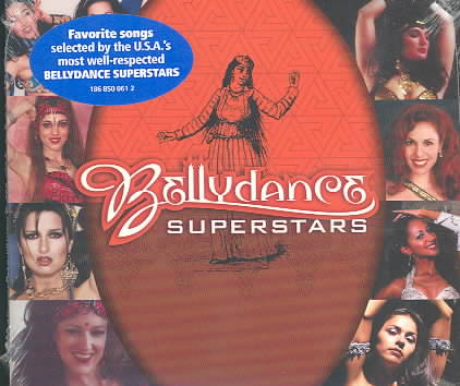 BELLYDANCE SUPERSTARS (CD)